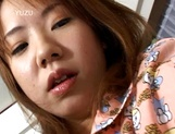 Lovely Asian redhead teen cannot get enough of cock picture 18