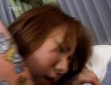 Lovely Asian redhead teen cannot get enough of cock picture 70