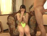 Busty Sunao Sakura enjoys massive cock to suck and fuck picture 13