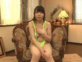 Busty Sunao Sakura enjoys massive cock to suck and fuck
