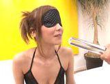 Suzu Tsubaki hot Japanese AV model with dildo picture 13