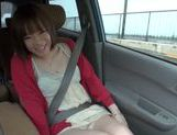 Busty Michiru likes to please her horny guy picture 40