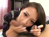 Superb hottie Koi Azumi loves to get nasty