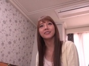 Full Asian pov with a gorgeous Japanese cutie