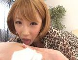 Beautiful Aya Kisaki Asian babe in hot lingerie for sex picture 22