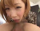 Beautiful Aya Kisaki Asian babe in hot lingerie for sex picture 40