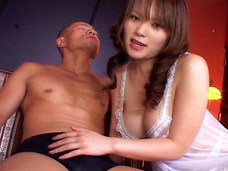 Sayaka Minami cute Asian tits