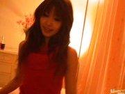 Hot and sexy chick Ai Kurosawa in breathtaking Asian pov video