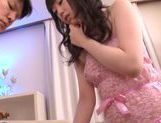 Beautiful Machiko Ono hot ass anal sex penetration