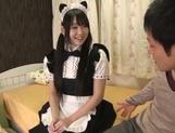 Exquisite cock rider Kurumi Tanigawa gets pleasure of hard dick picture 12