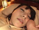 Sexy Japanese girl with bubble ass Ai Uehara fucked on pov video picture 50