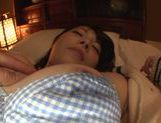 Sexy Japanese girl with bubble ass Ai Uehara fucked on pov video picture 58