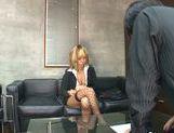Blonde asian Nao Tachibana likes having hard sex picture 11