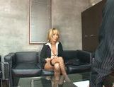 Blonde asian Nao Tachibana likes having hard sex picture 12