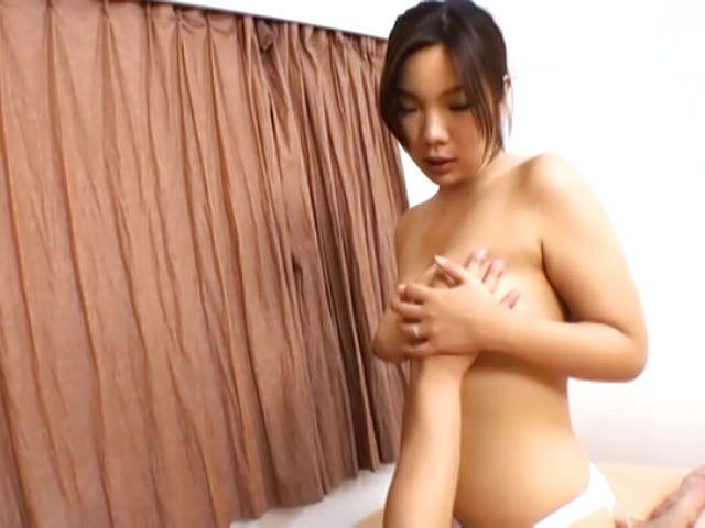 Amateur Japanese AV model is a wife enjoying a tasty dick