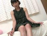 Stunning teen Miku Aono pleases older hunk