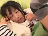 Sweet Japanese teen girl Tsugumi Uno cannot stop riding cock picture 13