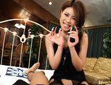Haruka Sanada Asian beauty is a hot model picture 13