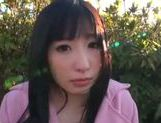 Enjoy the outdoor exposure by Arisa Nakano picture 13