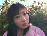 Enjoy the outdoor exposure by Arisa Nakano picture 14