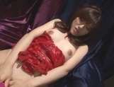 Raw masturbation experience for dashing Kanako Iioka