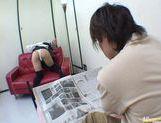 Horny maid Yuki Hoshino gets pounded hard picture 17
