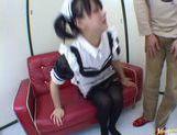 Horny maid Yuki Hoshino gets pounded hard picture 19
