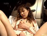 Yuki Asian doll has a cute shaved pussy picture 12