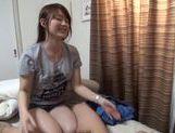 Smiling Teen Saya Aika Loves Blowing Him To Make Him Cum