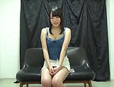 Asahi Nana ,gets her a worty cum in mouth picture 15