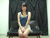 Asahi Nana ,gets her a worty cum in mouth