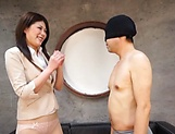 Hot milf, Torii Miki is into facesitting picture 14