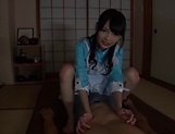 Shuri Atomi gives an admirable footjob picture 11