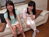 Tokyo amateur girl gets cum in mouth picture 13