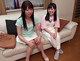 Tokyo amateur girl gets cum in mouth picture 15