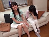 Tokyo amateur girl gets cum in mouth