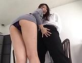 Shinoda Ayumi flauns her explicit skills picture 15