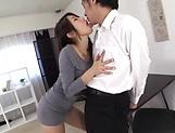 Shinoda Ayumi flauns her explicit skills