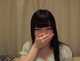 Kinky Kuga kanon wants cum on her tits picture 11