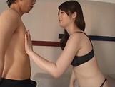 Lovely amateur princess Ikushima Ryou sucks hard
