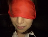 Kanae Seta enjoys having her face jizzed on