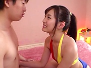 Mitani Akari likes a good rear fuck