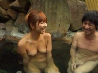 Amateur woman, Kurata Hiromi is sucking