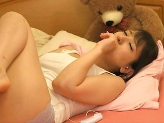 Hot Tokyo amateur girl Sonoda Mion gets tits and mouth fucked