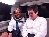 Lovely Asian schoolgirl fucked in real hardcore