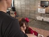 Kaede Fuyutsuki, makes  a dude cum picture 11