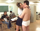 Barbie gets kinky in a raunchy classroom action picture 13