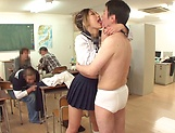Barbie gets kinky in a raunchy classroom action picture 14