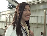 Oohinata Haruka featured in a hardcore event picture 12