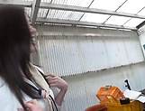 Oohinata Haruka featured in a hardcore event picture 14